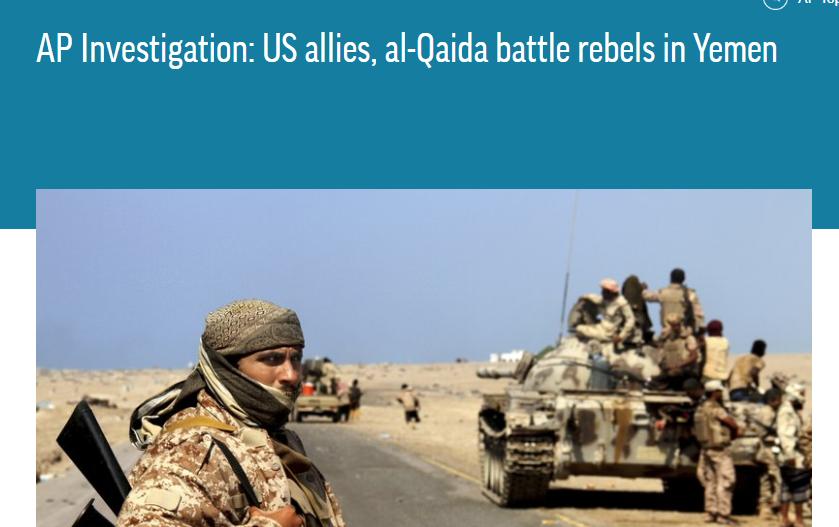 AP deckt auf: USA arbeiten mit Al-Qaida zusammen – betretenes Schweigen in den deutschen Medien