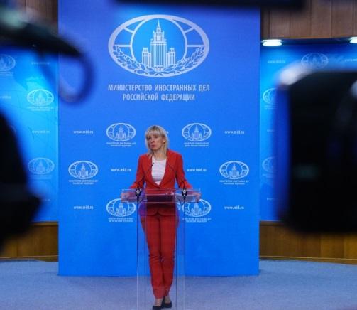 Die Sicht der Anderen – Sarkasmus pur: Russisches Außenministerium zu den neuen US-Sanktionen
