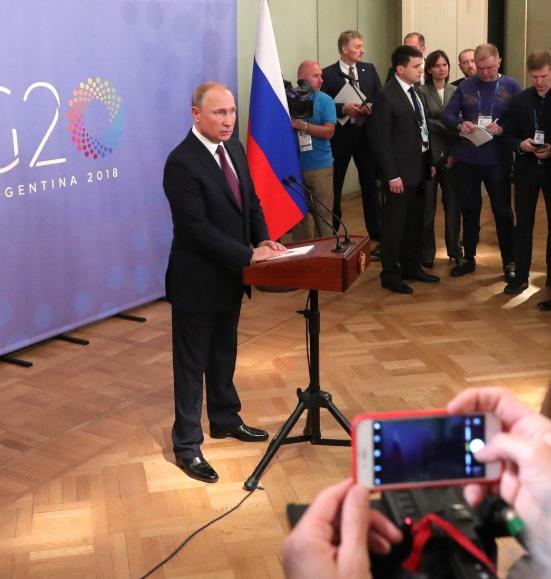 Deutsche Medien: Putin hält Frieden mit Kiew für ausgeschlossen, aber kein Wort über die Begründung