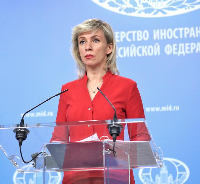 Die Sicht der Anderen: Das russische Außenministerium über den Konflikt mit der Ukraine