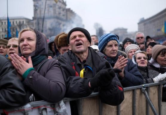 Unbemerkt von der deutschen Presse verarmt die Ukraine, obwohl die EU Milliarden nach Kiew überweist