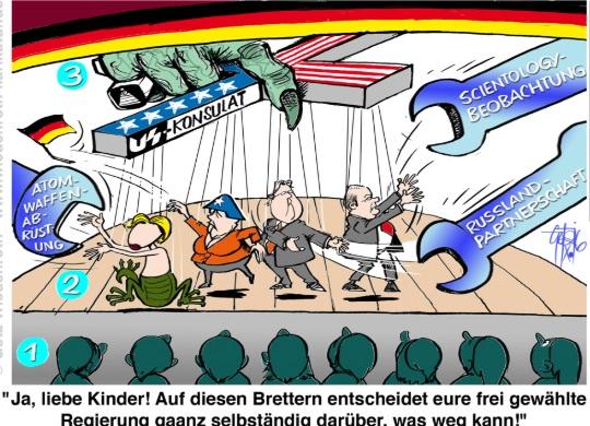 Teile der SPD fordern Abzug der US-Atomwaffen, aber die deutschen Medien berichten nicht darüber