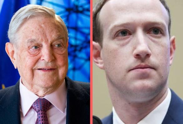 Soros gegen Facebook: Der Krieg um die Meinungshoheit in der Welt