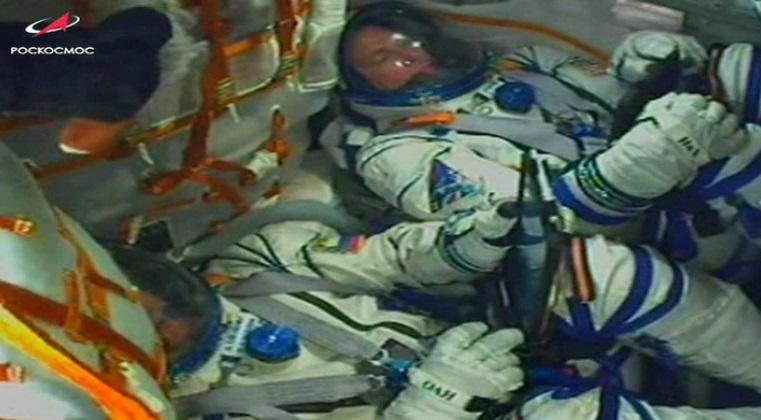 Sojus-Rakete auf dem Weg zur ISS abgestürzt – Astronauten unverletzt