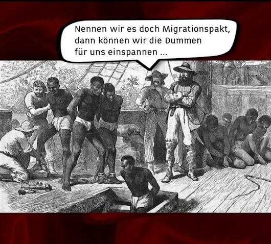 Migrationspakt: Der Spiegel verschweigt den Teil der Wahrheit, der nicht ins gewollte Bild passt