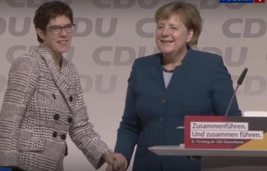 Die Sicht der Anderen: Das russische Fernsehen über die CDU und die Wahl von AKK
