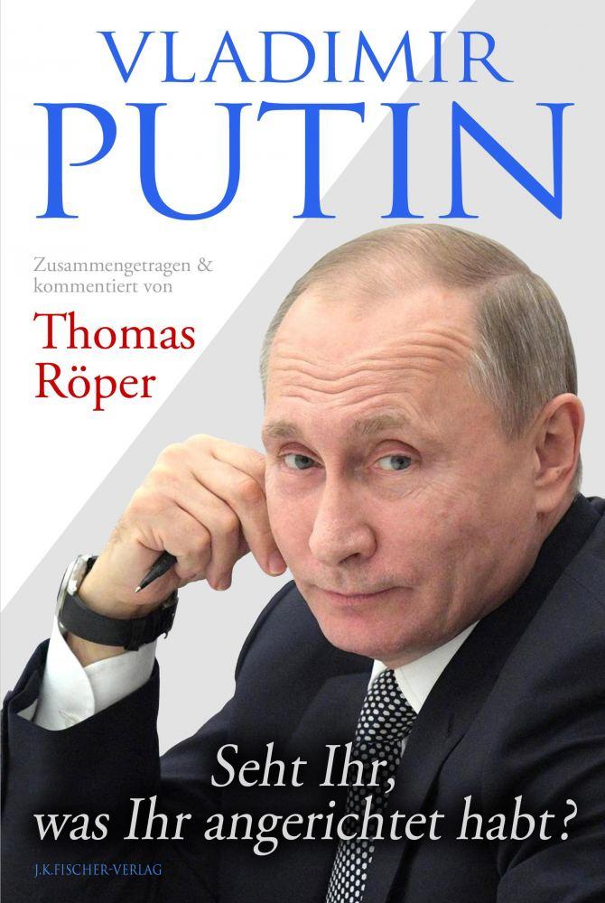 Krim, Syrien, Migration, Sanktionen – Was sagt Putin selbst zu den Fragen der Geopolitik?