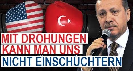 Unbeachtet von den Medien droht ein bewaffneter Konflikt zwischen der Türkei und den USA in Syrien