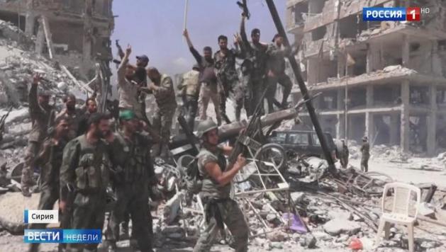 Das russische Außenministerium über die Lage in Syrien, Flüchtlinge und die Weißhelme