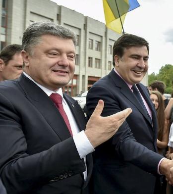 Georgischer Krieg mit Russland 2008 – Was haben Poroschenko und Saakaschwili gemeinsam?