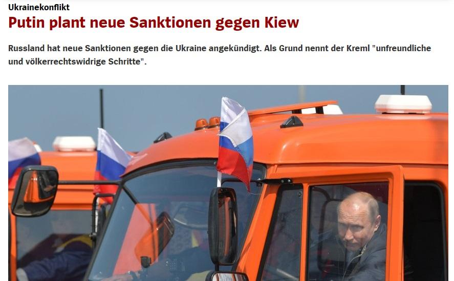 Lügenpresse: Propaganda und Desinformation in den deutschen Medien zum Ukrainekonflikt