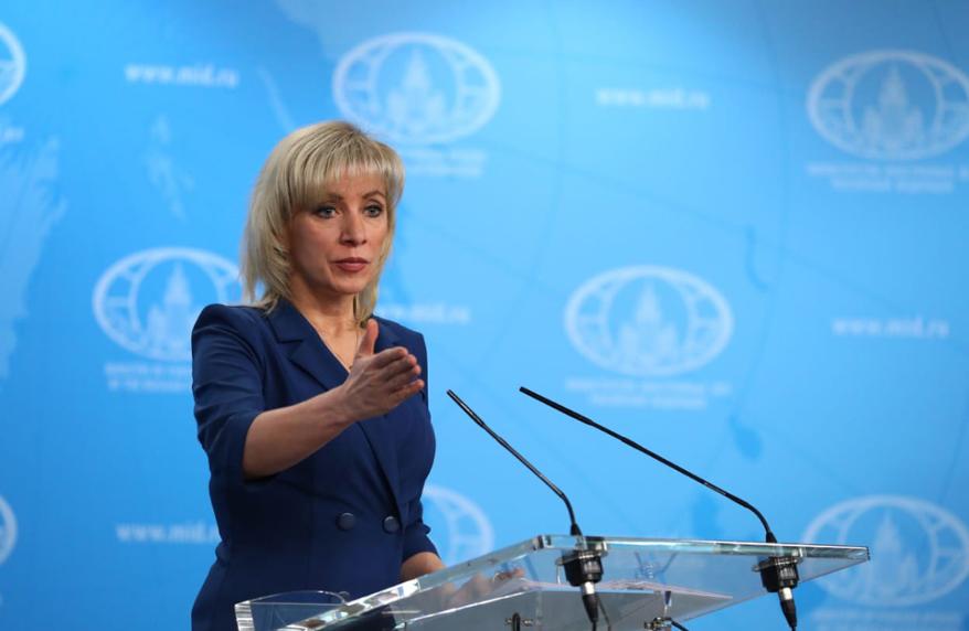 Das russische Außenministerium über die Einschränkung der Pressefreiheit in Frankreich
