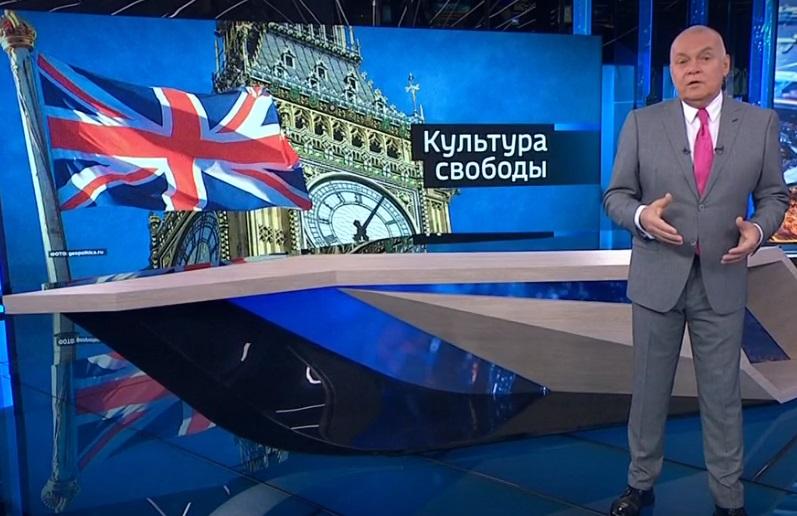 Die Sicht der Anderen: Das russische Fernsehen über die Sprachverbote der Political Correctness
