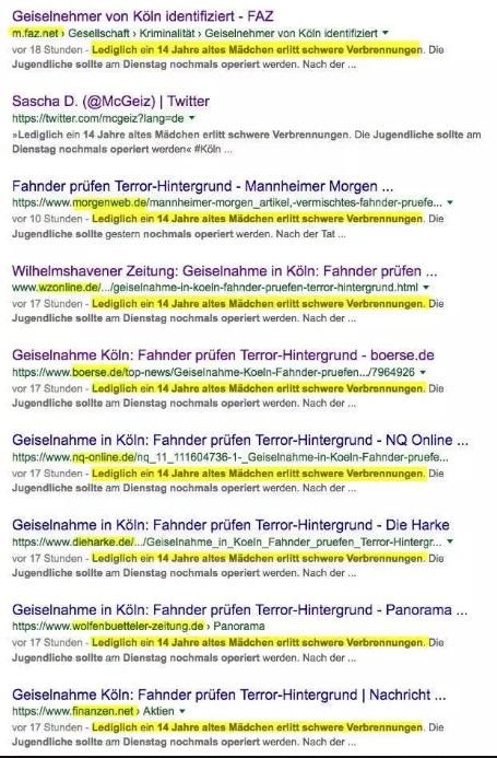 Wie die Gleichschaltung der deutschen Medien funktioniert