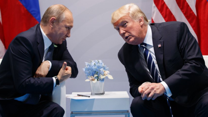 """Angebliche """"Russlandaffäre"""": Neue Vorwürfe, die wieder nichts mit Russland zu tun hab"""