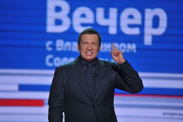Leserfrage: Warum berichten Sie nicht über russische Politik-Talkshows wie Sovolev?