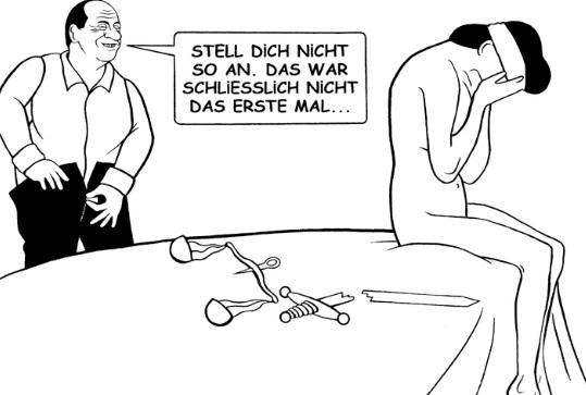 Rechtsstaat und unabhängige Justiz? – Willkommen in der Bananenrepublik Deutschland (BRD)
