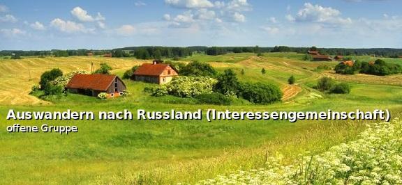 """Leserfrage zum Thema """"Auswandern nach Russland"""""""