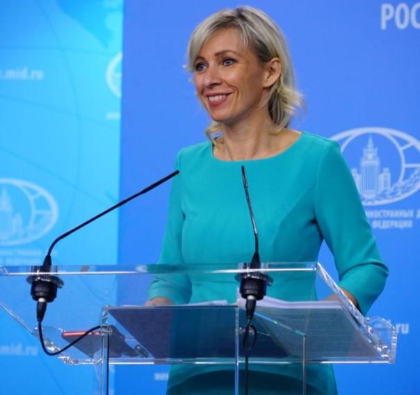 Die Sicht der Anderen: Russische Außenamtssprecherin über die lange Liste der Vertragsbrüche der USA