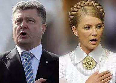 Ukraine: Poroschenko hat in Umfragen zur Präsidentschaftswahl im März aufgeholt