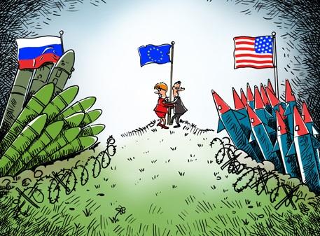 US-Atomwaffen in Deutschland: Der Spiegel lenkt von den wichtigsten Fragen ab