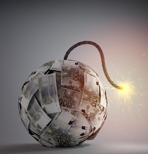 Die Rückkehr der Finanzkrise – Warum für die Abschaffung des Bargelds geworben wird