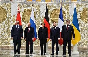 Wie die Nato gegen das Abkommen von Minsk verstößt