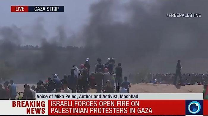 183 erschossene Demonstranten an einem Tag: UN-Menschenrechtsrat wirft israelischen Soldaten Verbrechen gegen die Menschlichkeit vor