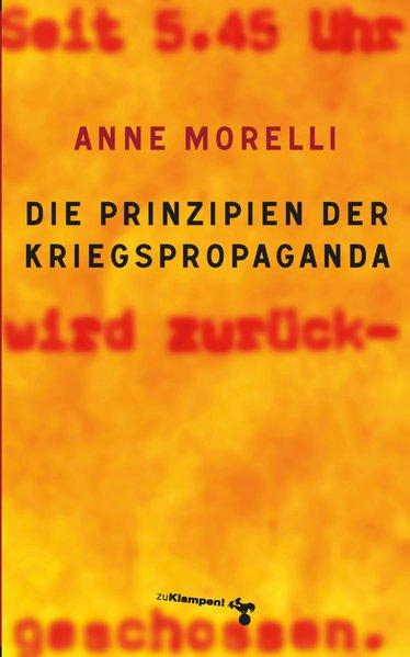 """Faktencheck: """"10 Regel der Kriegspropaganda"""" – Kriegspropaganda in deutschen Medien?"""