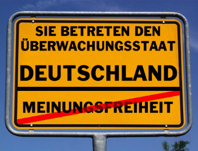 Flächendeckende Überwachung in Deutschland: Wie Merkel uns bewusst belügt