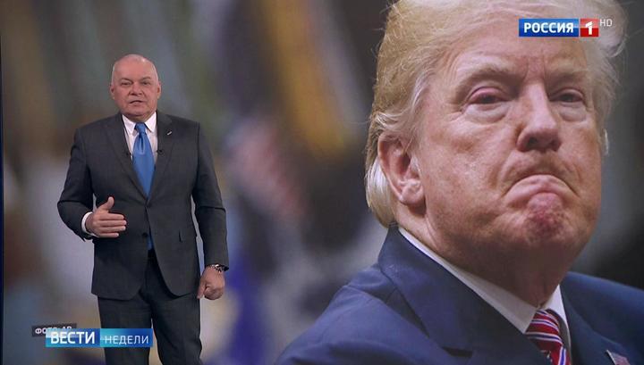 Das russische Fernsehen über Venezuela und die Lage an der Grenze zu Kolumbien