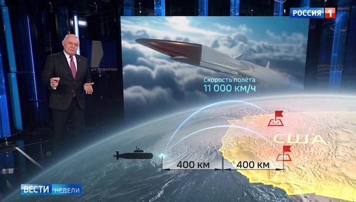 Kein Scherz: Russland gibt Europa eine Sicherheitsgarantie zum Schutz vor einem atomaren Konflikt