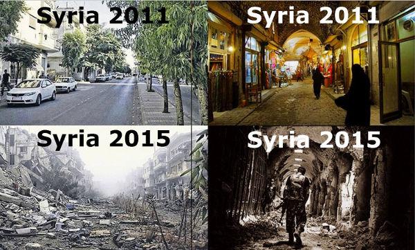 Syrien: Aktuelle Entwicklungen, Hintergründe und was die deutschen Medien verschweigen