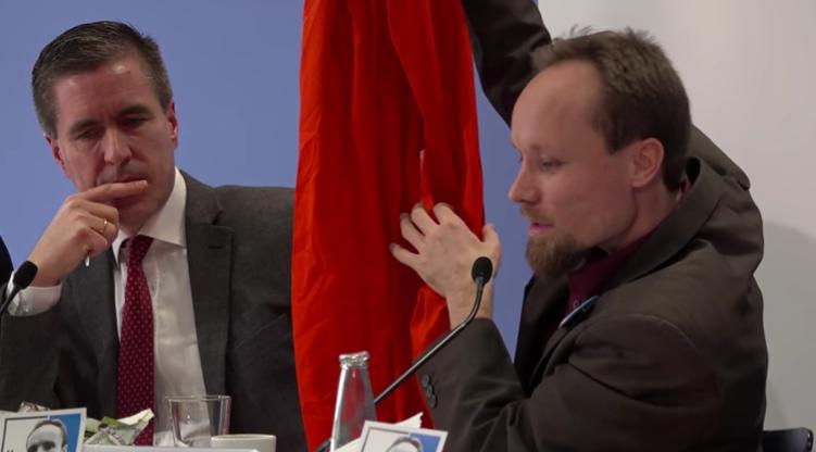 Schwere Vorwürfe von Billy Six gegen Bundesregierung: Russland hat sich für ihn eingesetzt, Deutschland hat ihn im Stich gelassen