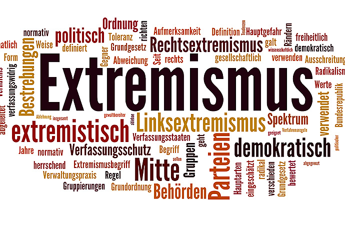 Aufklärungskampagne gegen Linksextremismus soll eingestellt werden
