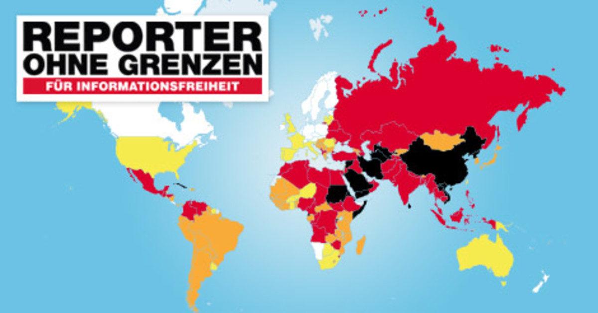 """Pressefreiheit: Wie und von wem die """"Reporter ohne Grenzen"""" finanziert und gesteuert werden"""