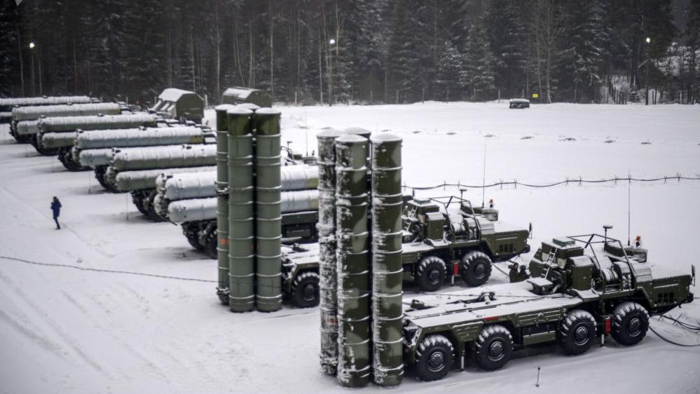 Trotz US-Drohungen mit Sanktionen: Immer mehr Länder kaufen ihre Waffen nicht in den USA