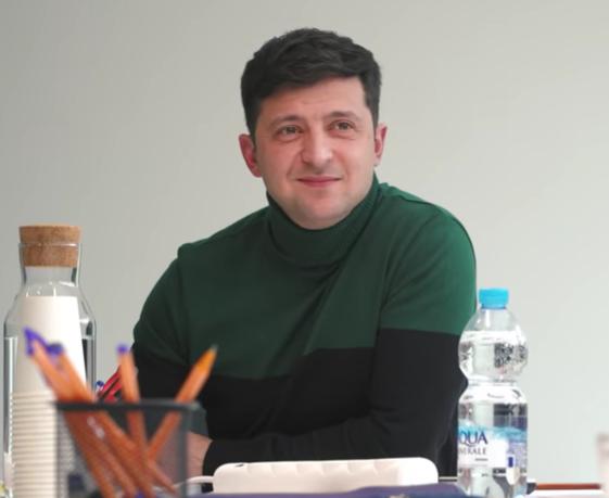 Ukraine: In Umfragen führender Präsidentschaftskandidat fordert Referendum über Nato-Mitgliedschaft