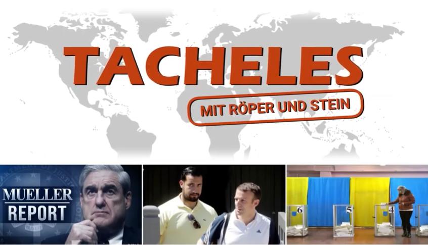 """""""Tacheles"""" zum Wochenende"""