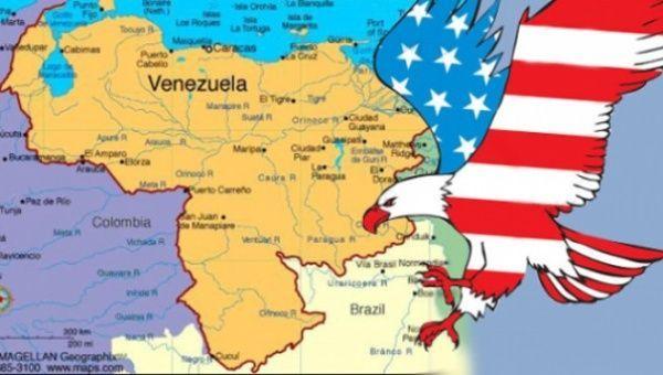 Das russische Außenministerium über US-Drohungen gegen Venezuela und ähnliche Fälle in der Vergangenheit