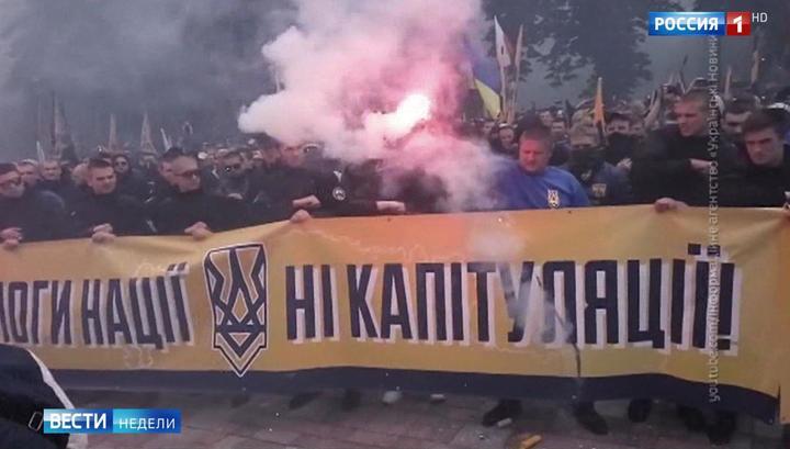 Präsidentschaftswahl in Kiew – Das russische Fernsehen über das Ausmaß der vorbereiteten Wahlfälschungen