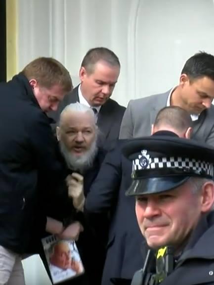 Julian Assange – Auslieferung an die USA vom Tisch?
