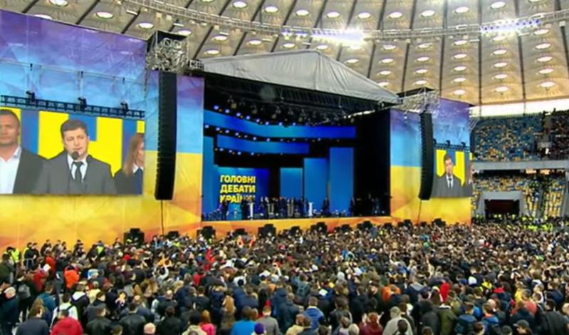 Präsidentschaftswahlen in der Ukraine: Eine erste Einschätzung des TV-Duells im Stadion von Kiew