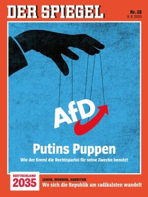 """Spiegel, ZDF, Frohnmaier und """"Putins Puppen"""": Alles Fake-News, wie eine Recherche exklusiv enthüllt"""