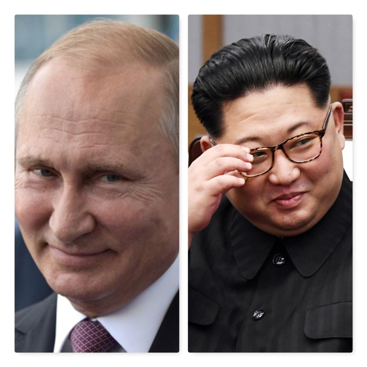 Kim und Putin treffen sich am 25. April in Wladiwostok
