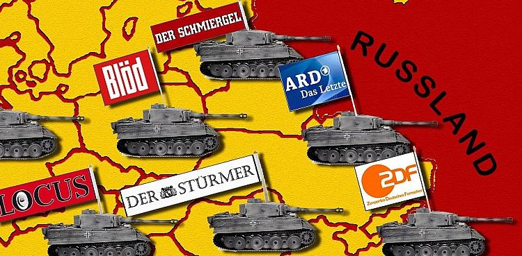 Spiegel vs. RT-Deutsch: Zurücklehnen, Popcorn holen und genießen
