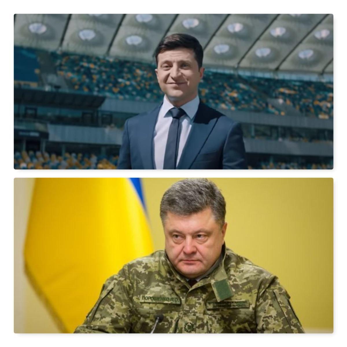 Ukraine: Endspurt im Wahlkampf – Klare Mehrheit für Selensky, Nervosität im Lager Poroschenko