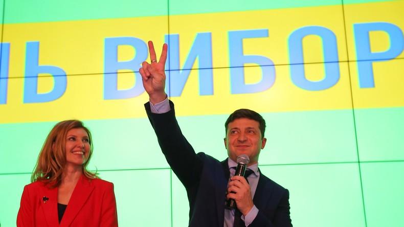 Ukraine: Schauspieler Selensky könnte Präsident werden – Wofür steht er und wie reagiert Berlin?