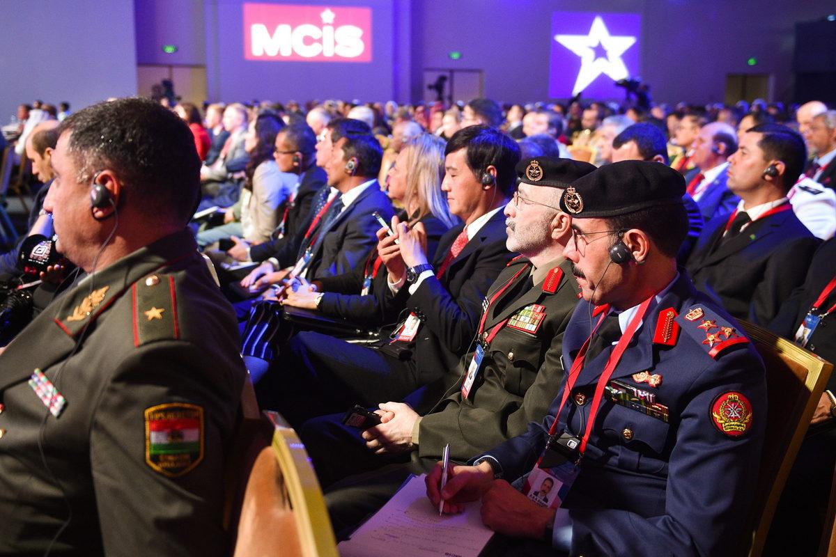Gegenstück zur Münchener Sicherheitskonferenz: Erste Eindrücke von der Sicherheitskonferenz in Moskau