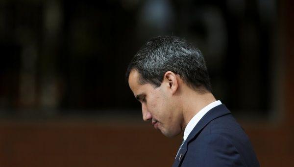 Venezuela: Guaido ist nicht gegen US-Einmarsch in sein Land